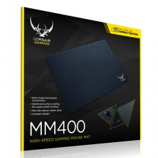 커세어 mm400 마우스패드 컴팩트