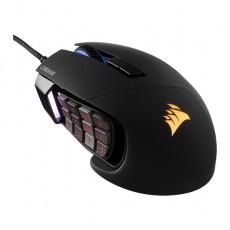 Corsair Gaming Scimitar RGB 마우스 블랙 NEW 범선로고