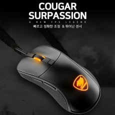 COUGAR SURPASSION 마우스