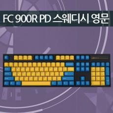 레오폴드 FC900R PD 스웨디시 블랙 영문 레드(적축)