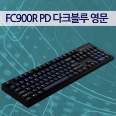 레오폴드 FC900R PD 다크블루 영문 저소음적축